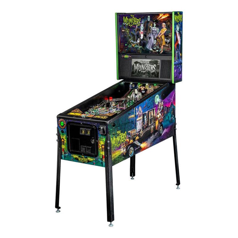 Stern The Munsters Pro Pinball Machine