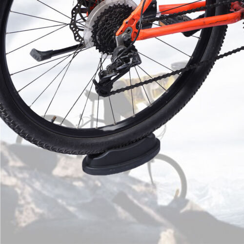 Bicycle Bike Front Wheel Support Riser Block For Turbo Train