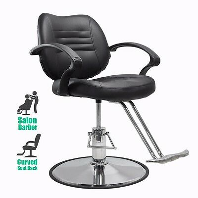 classic BestSalon Hydraulic Barber Chair Styling Salon Beauty Equipment Spa