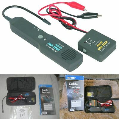 Cable Tracker Electrical Wire Finder Circuit Tester Tracer Home Workshop Tools