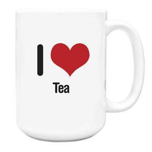 I love Tea Big 15oz Mug 2764