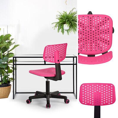 Hot Pink Children Task Desk Chair Best Christmas Xmas Gift Present for Girls