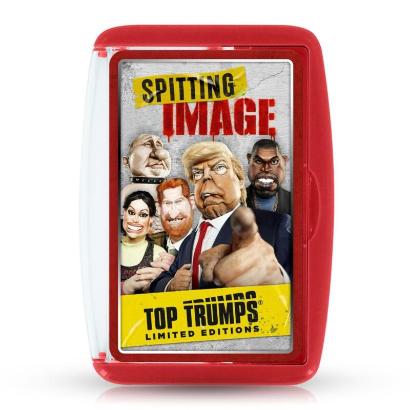Spitting+Image+Limited+Edition+Top+Trumps+Card+Game