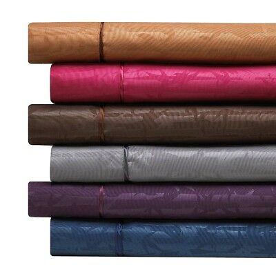 1800 Count Bamboo Comfort 4 Piece Deep Pocket Bed Sheet Set