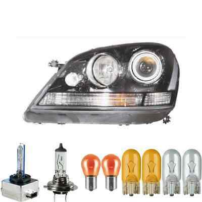 Xenon Scheinwerfer rechts D1S für Mercedes-Benz M-Klasse inklusive Lampen