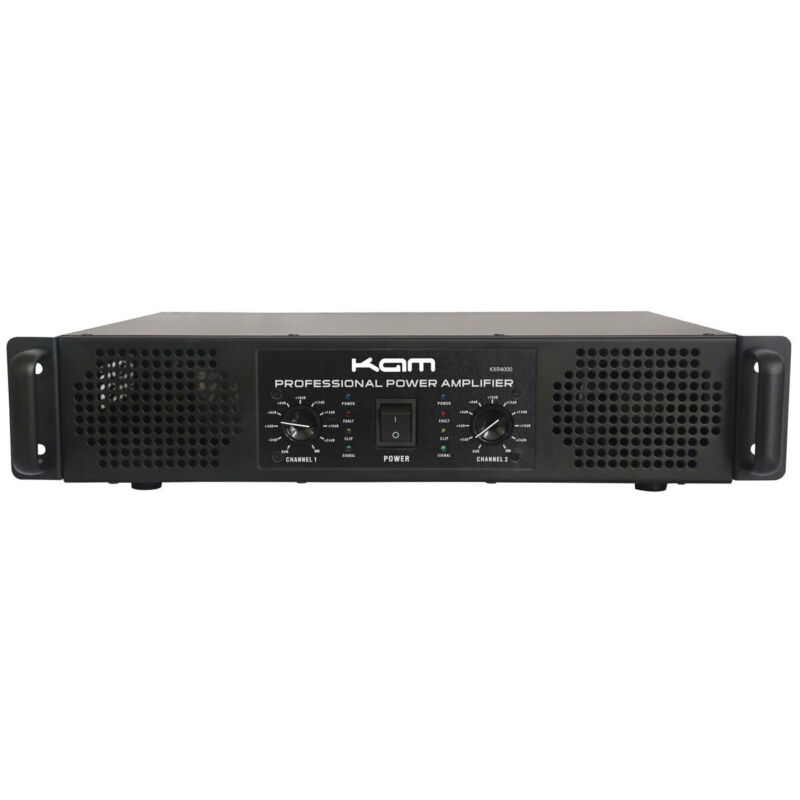 Amplifier Power Professional 400W KAM KXR4000
