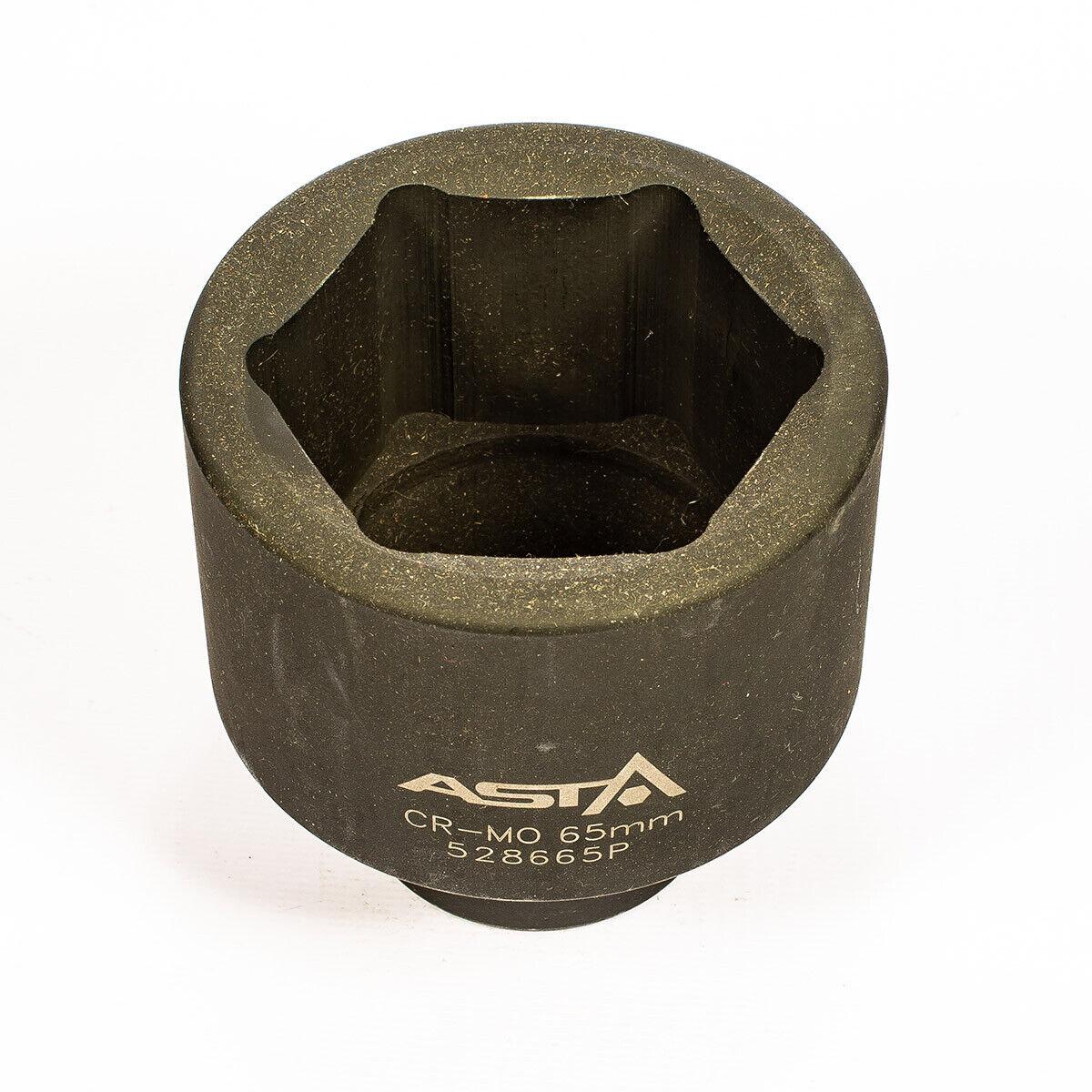 "528630P 30mm Metric 1/"" Dr Short Impact Socket 6 Point 6PT Heavy Duty 60mm Long"