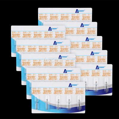 200pcs Dental Diamond Burs Drill Fg For High Speed Handpiece 150 Types Azdent