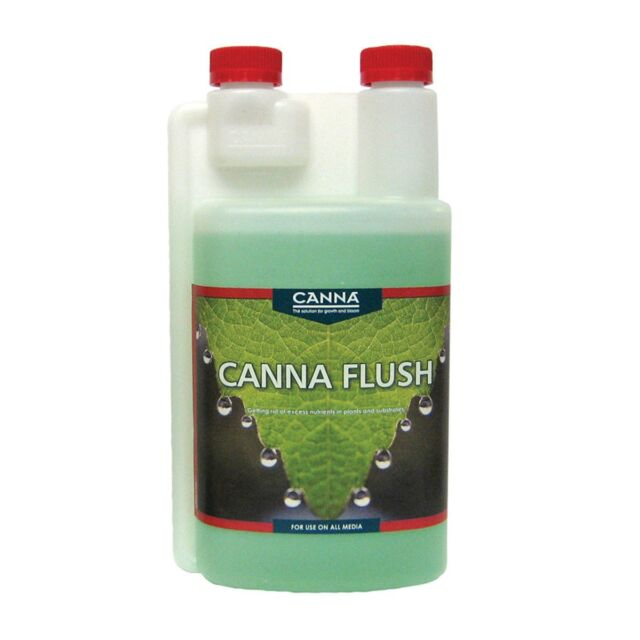 CANNA FLUSH 250ml free pipet