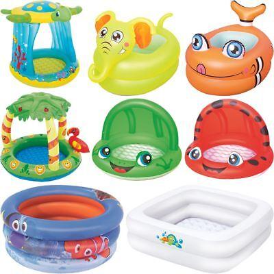 Kinderpool / Babypool Planschbecken Schwimmbecken Badepool Becken Spielpool Pool