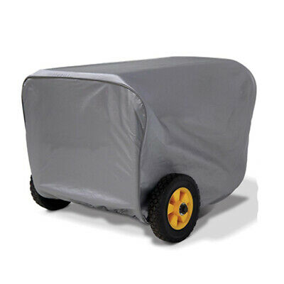 Grey Portable Power Generator Cover Storage For Champion Weatherproof