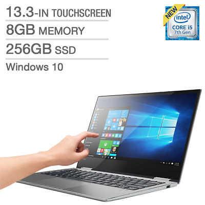 Lenovo Yoga 720 13.3'' Touch 80X6002JUS 2-in-1 i5 8GB 256GB SSD W10 Silver