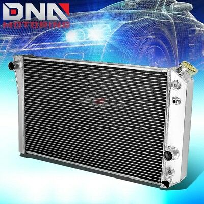 FOR 82-02 CHEVY S10 V8 CONVERSIONS 3-ROW ALUMINUM RACING PERFORMANCE RADIATOR for sale  Rowland Heights