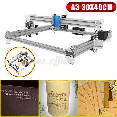 Us Eleksmaker Elekslaser A3 Pro Mini Laser Engraving Machine Cnc Printer Cutter