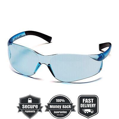 Shooting Safety Glasses Eye Protection Blue Eyewear Target Gun Firing Range New
