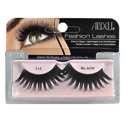 (Ardell Fashion Lash - 114 Black)