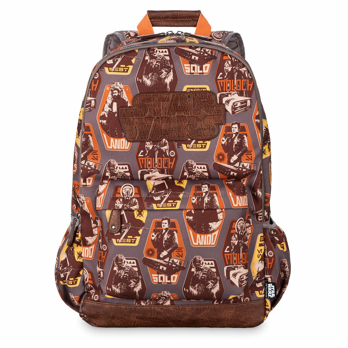 Disney Store Hans Solo A Star Wars Story Backpack for Adults