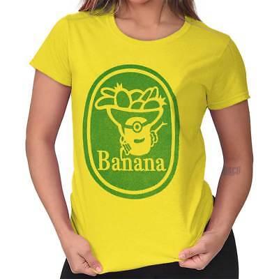 Banana Movie Funny Cartoon Novelty Graphic Tee Shirts Tshirts For Women - Funny Banana
