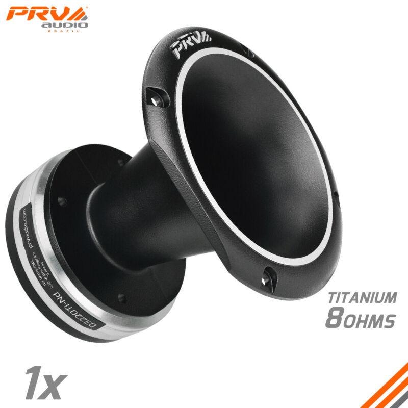 "1x PRV Audio D3220Ti-Nd Titanium Neodymium Compression Driver 2"" Horn WG14-50CR"