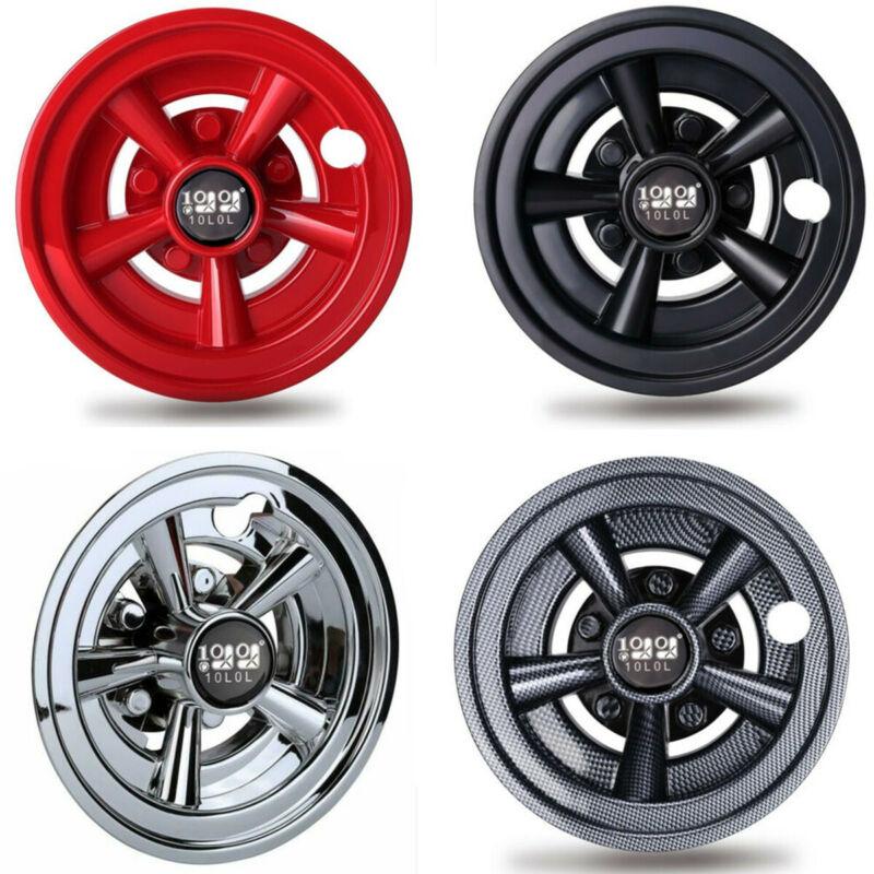 "10L0L 4PCS Golf Cart Wheel Covers Hub Caps 8"" for Yamaha Club Car EZGO Hot US"