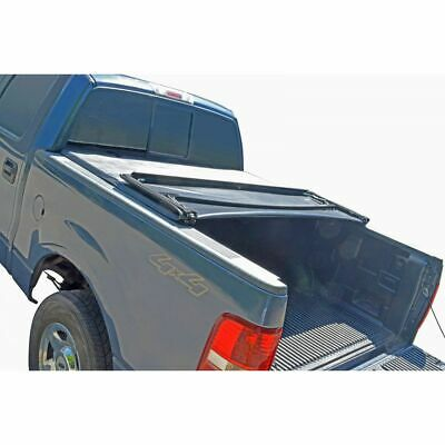 Tonneau Cover Soft Tri Fold for Chevy GMC Sierra Silverado Crew Cab 5.8ft Bed