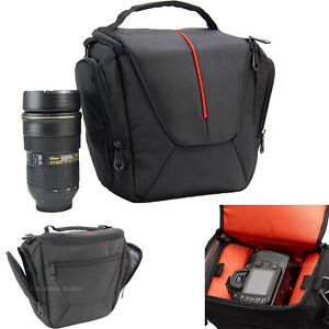 Professionnel dslr paule sac housse appareil photo pour for Housse canon 700d