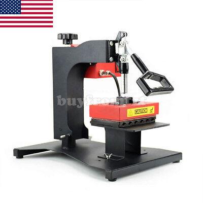 6pcs Digital Logo Pen Heat Press Machine For Ball-point Transfer Printing Usa-