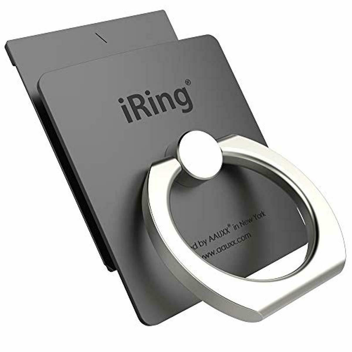 AAUXX iRing Link Finger Ring Holder Cell Phone Accessories. Removable Plate  Enab | eBay