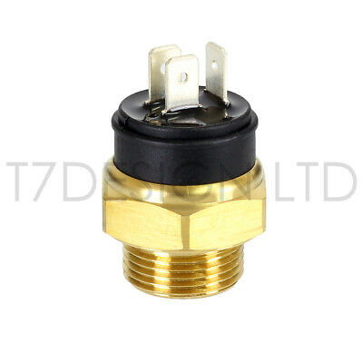 T7Design 87-79, 88-83°c Dual Stage Universal Radiator Fan Switch M22 x 1.5