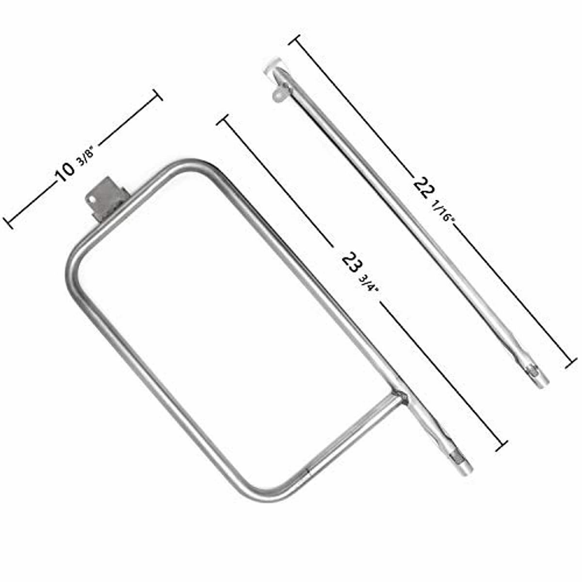 Weber Q Series Replacement Gas Grill Tube Burner Kit 60036 2 Q3200