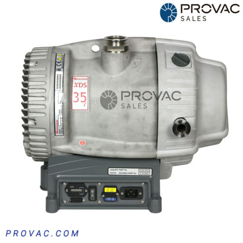 Edwards XDS-35i Scroll Pump, Rebuilt by Provac Sales, Inc.