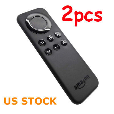 2X CV98LM Replacement Remote Control for Amazon Fire TV Stick Fast shipping