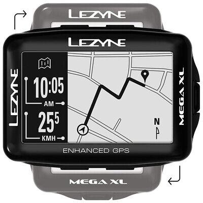 Lezyne Mega C GPS Negro