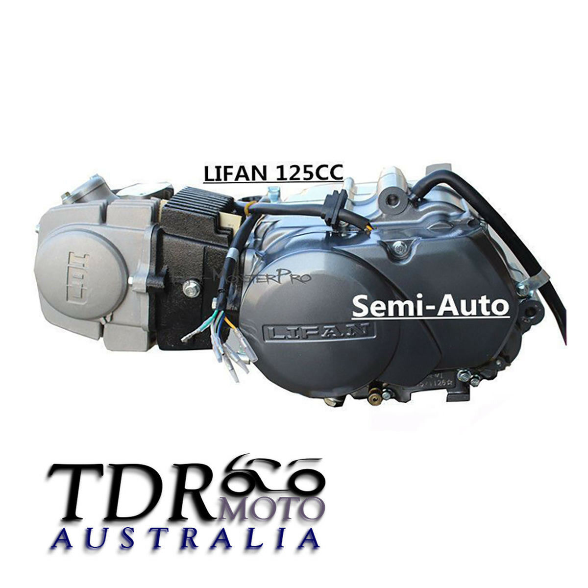 LIFAN 125CC Engine Kick Start Semi Auto for Thumpstar Atomik