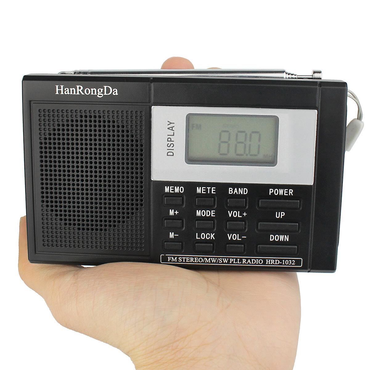 dsp fm mw sw portable radio shortwave receiver digital. Black Bedroom Furniture Sets. Home Design Ideas