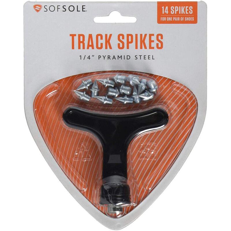 "Sof Sole 3/16"" Steel Pyramid Track Spikes"