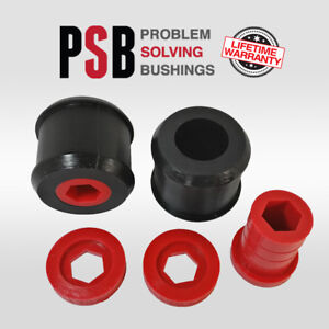 MINI Cooper 00-15 Front Lower Control Arm Wishbone Poly Bushing Kit - PSB 640