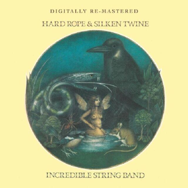 THE INCREDIBLE STRING BAND - HARD ROPE/SILKEN TWINE  CD NEU