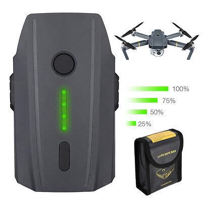 11.4V 3830mAh Brains trust Flight LiPo Battery For DJI Mavic Pro Quadcopter Kits