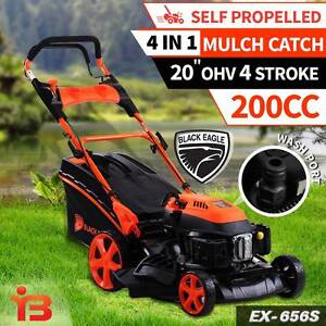 "Buy New 20""4 Stroke Black Eagle Self-Propelled Fairfield Fairfield Area Preview"