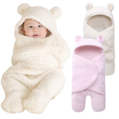 Newborn Baby Girls Boys Sleeping Bag Sleepsack Swaddle Wrap Stroller Bed - Baby Boys Sleeping Bags