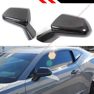 FOR 2010 2011 2012 2013 Chevy Camaro CHROME FULL MIRROR COVERS