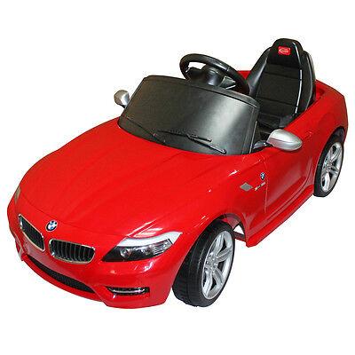 BMW Z4 Licensed 6V Electric Kids Ride On Car RC Remote Control MP3 Led Lights