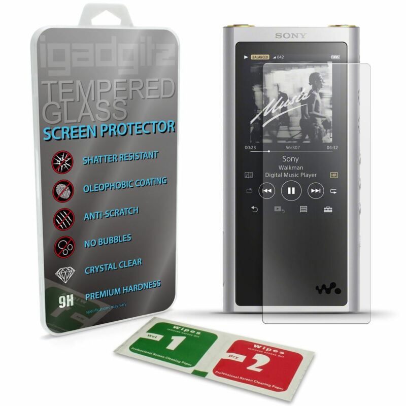 Tempered Glass Screen Protector for Sony Walkman NW-ZX300