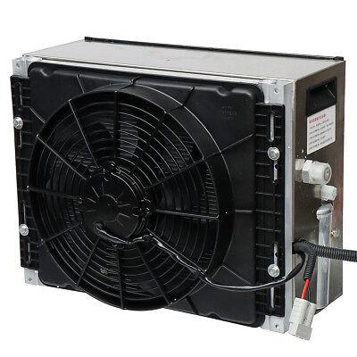 [NEW] 12V Air Conditioner Kit Evaporator Compressor Refrigerating Machine for Ca