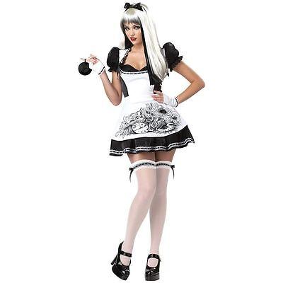 Dark Alice Costume for Women (all sizes) Wonderland New by Ca. Costume 01134 - Alice In Wonderland Dark Costume