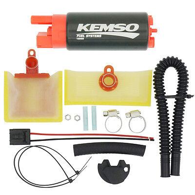 "KEMSO 340LPH High Performance Fuel Pump ""Replace Walbro 255LPH GSS341"" #03"