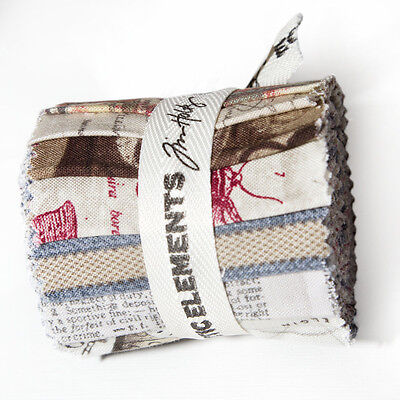 Jelly Roll Design (Jelly Roll - Stoffpaket - Eclectic Elements Design B - 8 Streifen 6,4cm x 109cm)