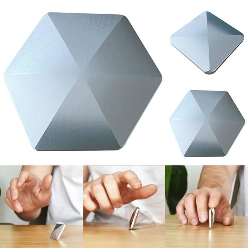 Flipo Flip Kinetic Desk Toys Pocket Size Spinning Toy Relief