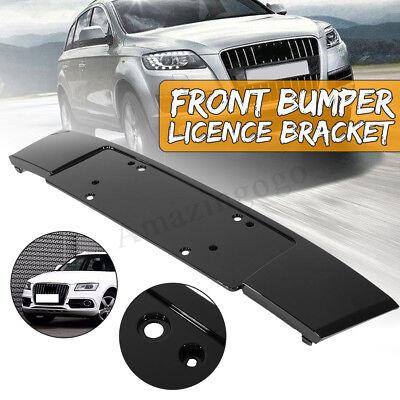For AUDI Q7 2010-2015 Car Front  Licence license Bracket Filler Plate Plastic for sale  China